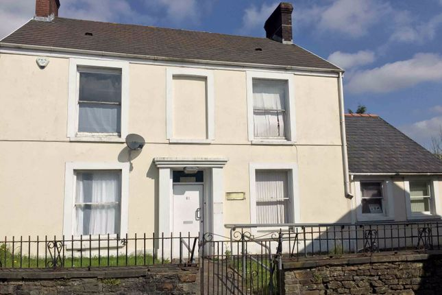 Thumbnail Flat for sale in Woodfield Street, Morriston, Swansea