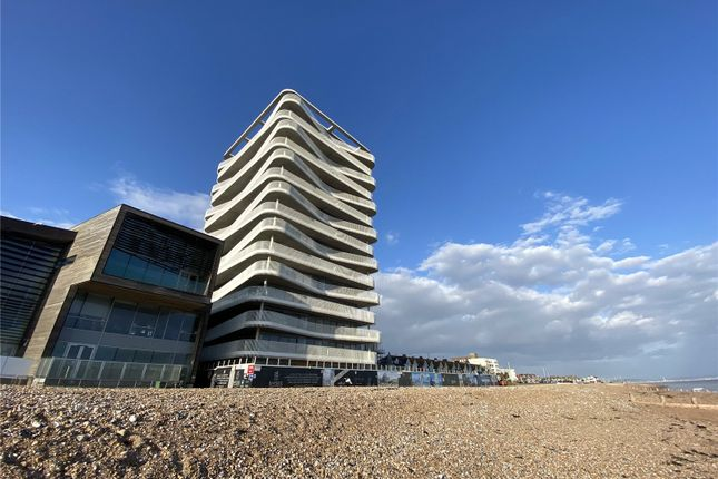 Flat for sale in Bayside Apartments, 62 Brighton Road, Worthing, West Sussex