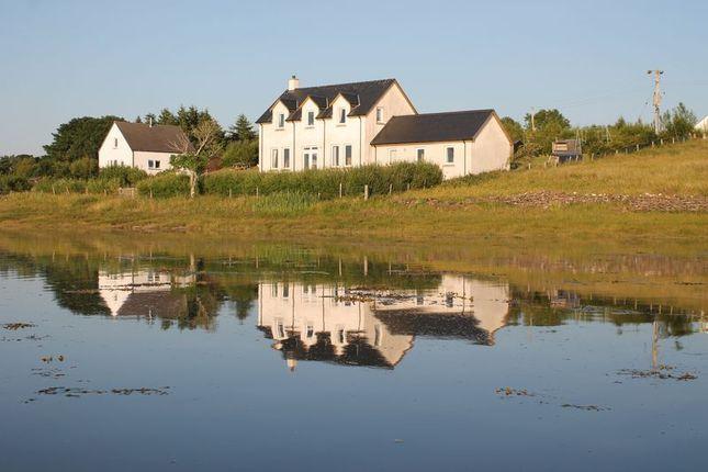 Thumbnail Detached house for sale in Lower Breakish, Breakish, Isle Of Skye