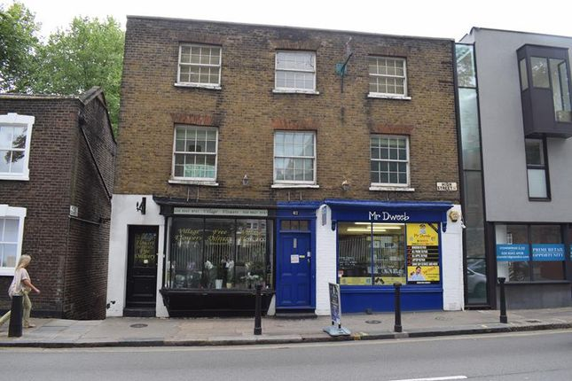Thumbnail Retail premises for sale in Highgate High Street, Highgate, London