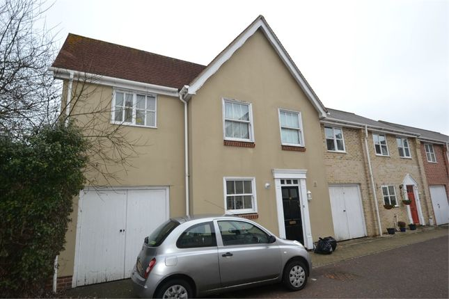 Thumbnail Detached house to rent in Capstan Place, Colchester, Essex