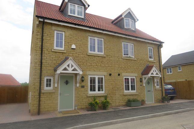 Thumbnail Semi-detached house for sale in Potley Lane, Corsham