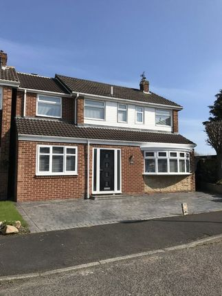 Thumbnail Detached house for sale in Goathland Drive, Tunstall, Sunderland