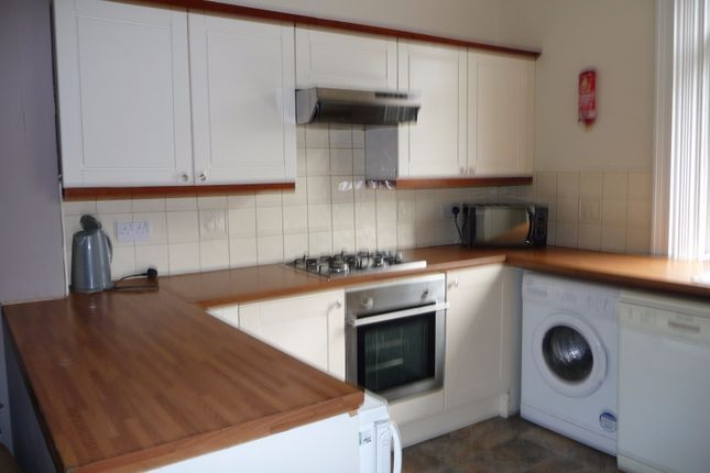 Thumbnail Maisonette to rent in Mistletoe Road, Jesmond, Jesmond