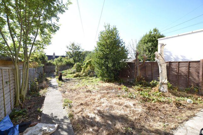 Rear Garden of Top Floor Flat, 9 Newbridge Road, Bath, Somerset BA1