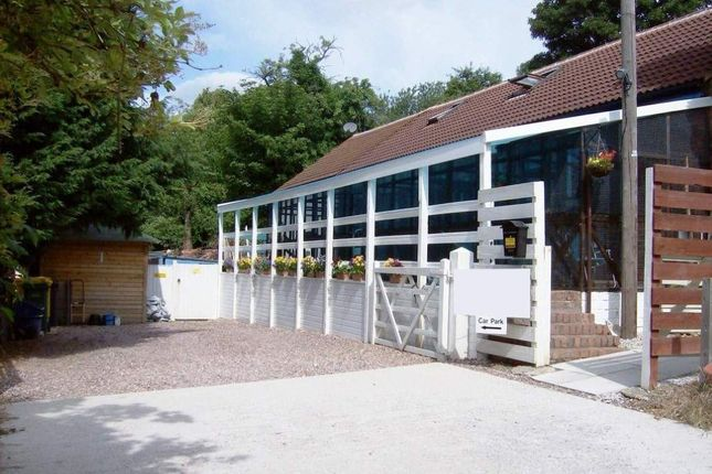 Thumbnail Commercial property for sale in Broomhill Road, Old Whittington, Chesterfield