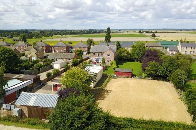 5 bed equestrian property for sale in Ugg Mere Court Road, Ramsey Heights, Cambridgeshire. PE26