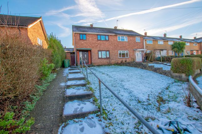 3 bed end terrace house for sale in Bideford Road, Cardiff CF3