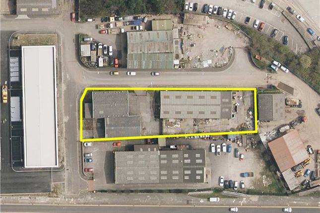 Thumbnail Light industrial for sale in Abbey Close, Birkenhead