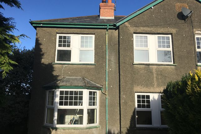Thumbnail Semi-detached house to rent in Wooley Lane, Knowle St Giles