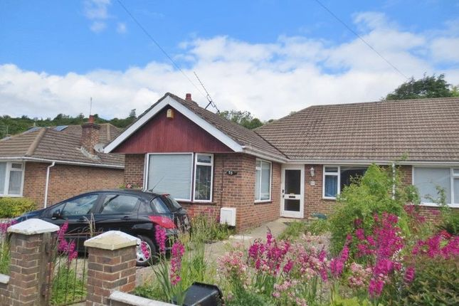 Thumbnail Bungalow to rent in Heath Hill Avenue, Brighton