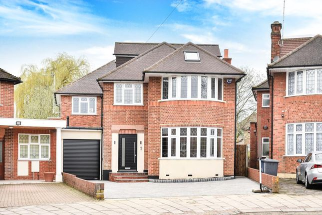 Thumbnail Detached house for sale in Twineham Green, Woodside Park