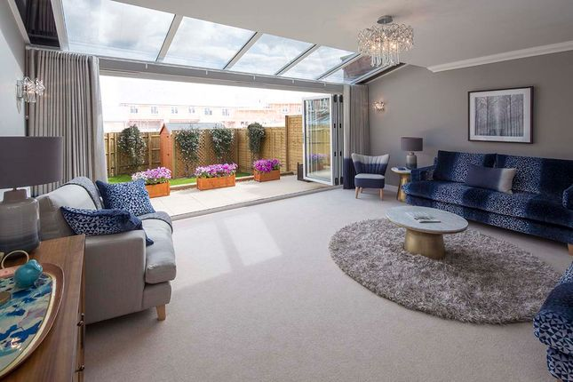 Thumbnail Semi-detached house for sale in The Ash, Parklands, Woodlands Avenue, Earley, Berkshire