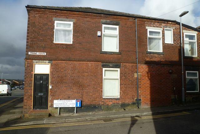 Thumbnail Flat to rent in Heron Street, Oldham