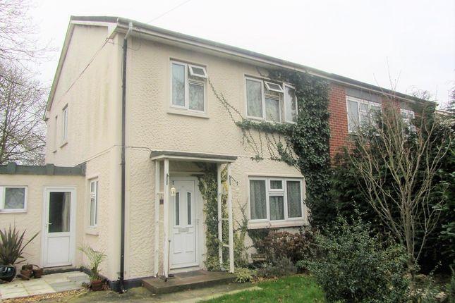 Thumbnail Semi-detached house for sale in Elmes Drive, Southampton