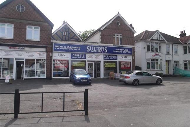 Thumbnail Retail premises for sale in 42-46 Eastwood Road, Rayleigh, Essex
