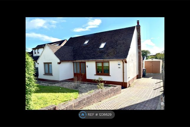 Thumbnail Detached house to rent in Chapel Lane, Torfaen