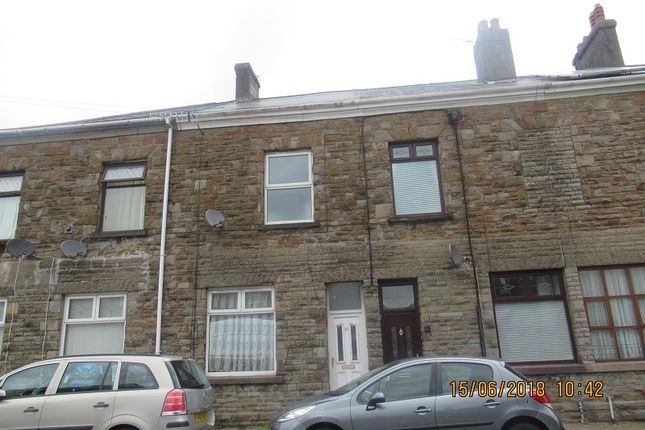 Thumbnail Terraced house to rent in Coming Soon - Castle Street, Maesteg, Bridgend.