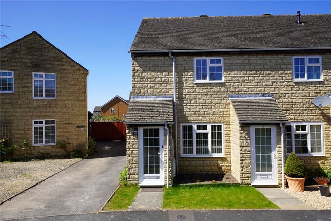 End terrace house for sale in Morris Road, Broadway, Worcestershire