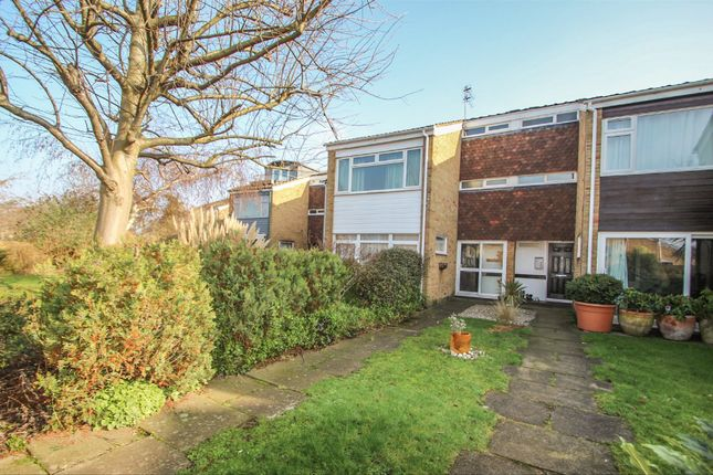 3 bed terraced house for sale in Buckingham Gardens, West Molesey
