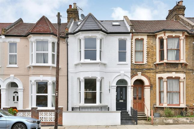 Thumbnail Flat to rent in Pellerin Road, London