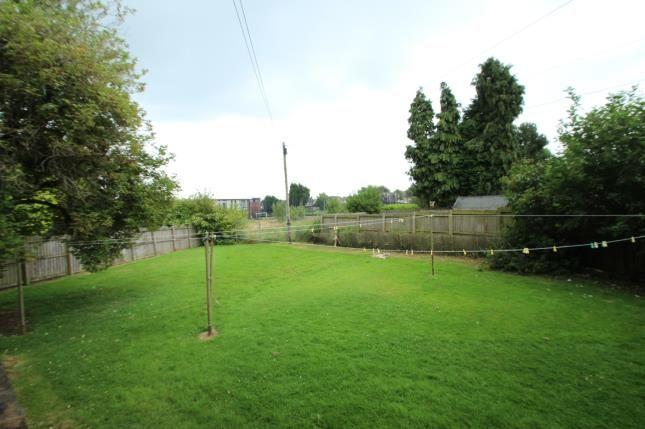Garden of Clarkwell Road, Hamilton, South Lanarkshire, Scotland ML3