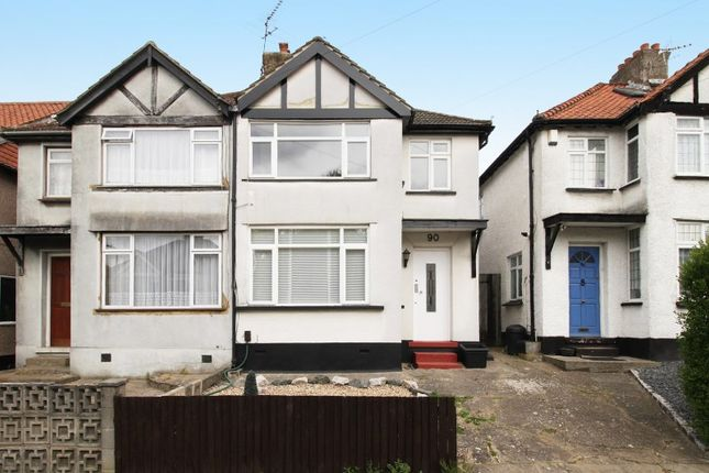 Thumbnail Semi-detached house for sale in Beresford Avenue, Hanwell, Ealing