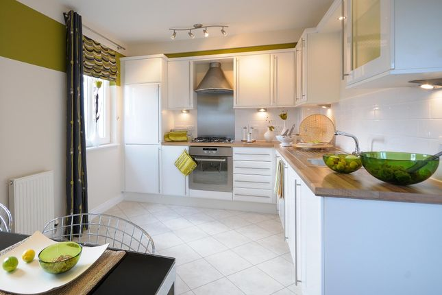 """Thumbnail Terraced house for sale in """"Turnberry"""" at Kintore Road, Cathcart"""