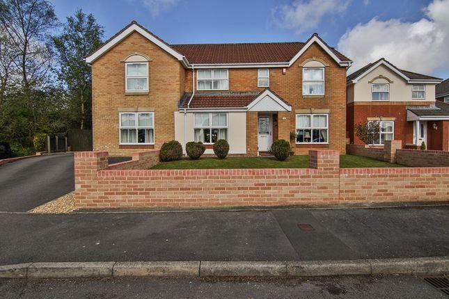 Thumbnail Property for sale in Cwrt Pen-Y-Twyn, Dukestown, Tredegar
