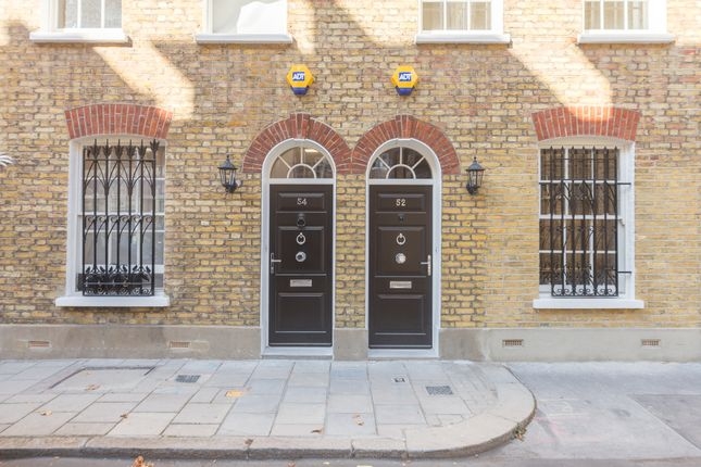 Thumbnail Town house for sale in Romney Street, Westminster, London