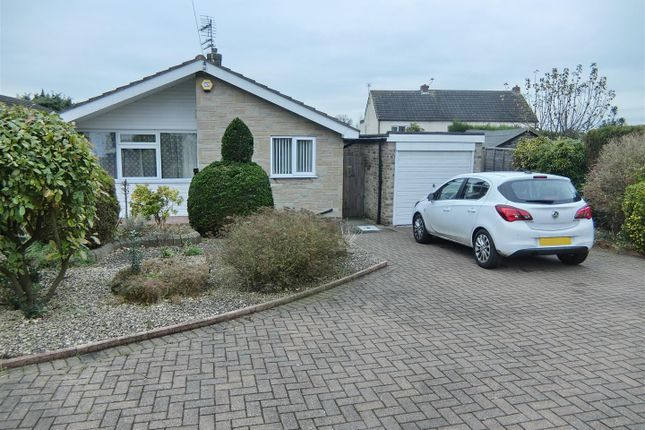 Thumbnail Detached bungalow for sale in Talbot Street, Whitwick, Leicestershire