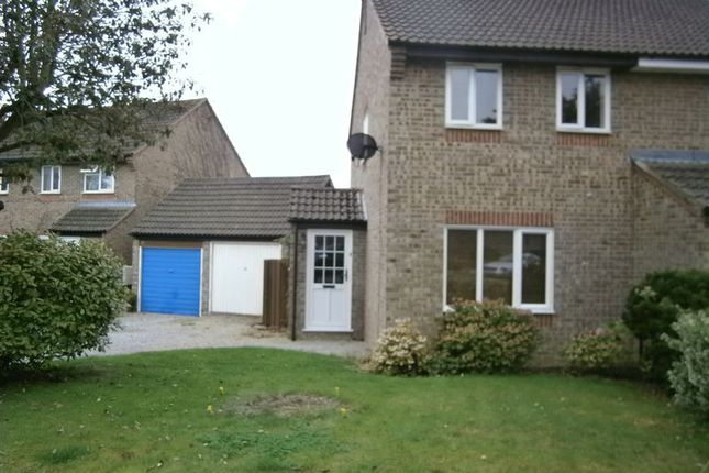 Thumbnail Semi-detached house to rent in Avebury Road, Chippenham