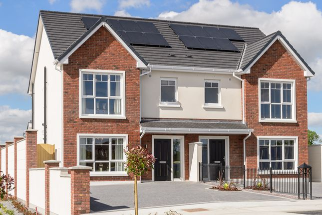 Thumbnail Semi-detached house for sale in The Oaks, Archerstown Demesne, Ashbourne, Meath