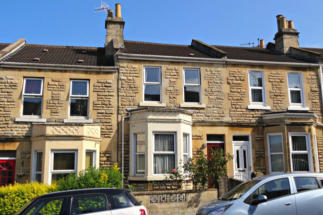 Thumbnail Terraced house for sale in Faulkland Road, Oldfield Park, Bath