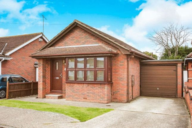 Thumbnail Bungalow for sale in Edith Road, Canvey Island