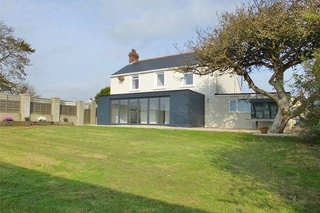 Thumbnail Detached house for sale in The Old Farmhouse, Cob Lane, Jameston, Tenby