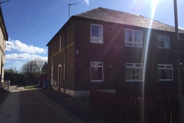 Thumbnail Flat to rent in Bank Street, Grangemouth