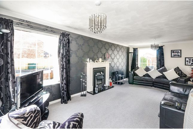 Thumbnail Detached house for sale in Milton Carr, York
