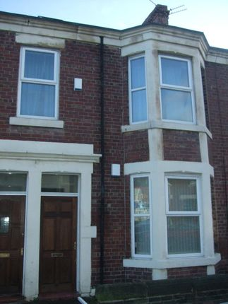 Thumbnail Flat to rent in Second Avenue, Newcastle Upon Tyne