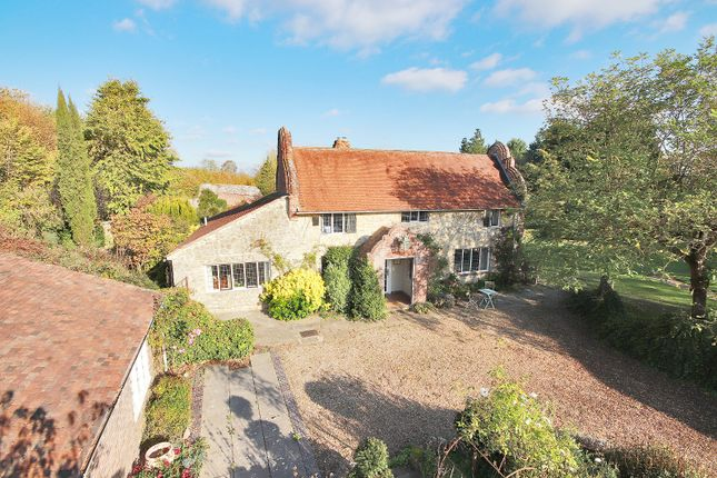 Thumbnail Farmhouse for sale in Swan Lane, Little Chart, Ashford