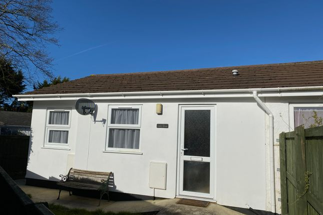 Thumbnail Terraced bungalow for sale in Steeple View Court, Carbis Bay, St. Ives