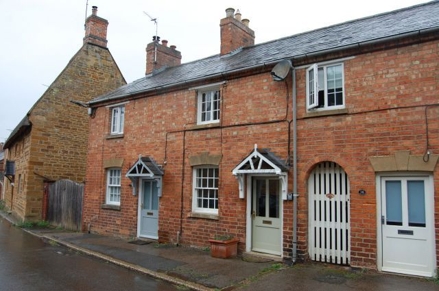 Thumbnail Terraced house for sale in Sutton Street, Flore, Northampton