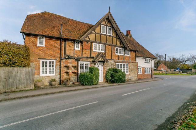 Thumbnail Detached house for sale in Heaverham Road, Kemsing, Sevenoaks, Kent