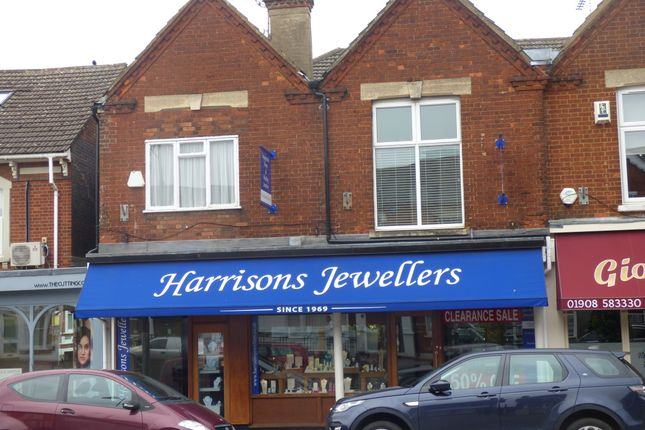 Thumbnail Flat to rent in High Street, Woburn Sands