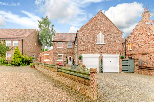 Thumbnail Detached house for sale in Old Church Green, York