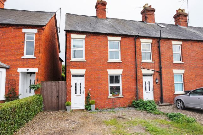 Thumbnail End terrace house for sale in Hambridge Road, Newbury