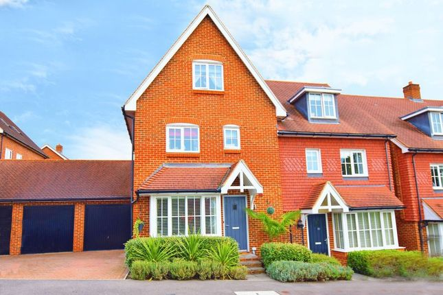 Thumbnail Semi-detached house for sale in Baxendale Way, Uckfield