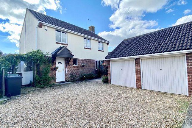 Thumbnail Detached house for sale in Ramsbury Walk, Trowbridge, Wiltshire