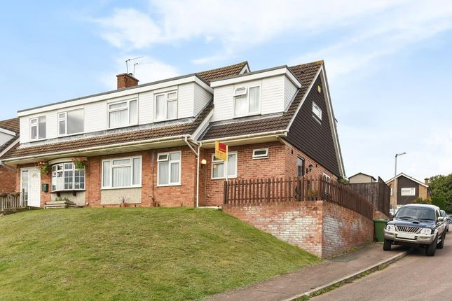 Thumbnail Semi Detached House For Sale In High Wycombe Buckinghamshire