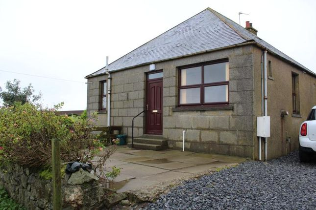 Thumbnail Detached house to rent in Newburgh, Ellon